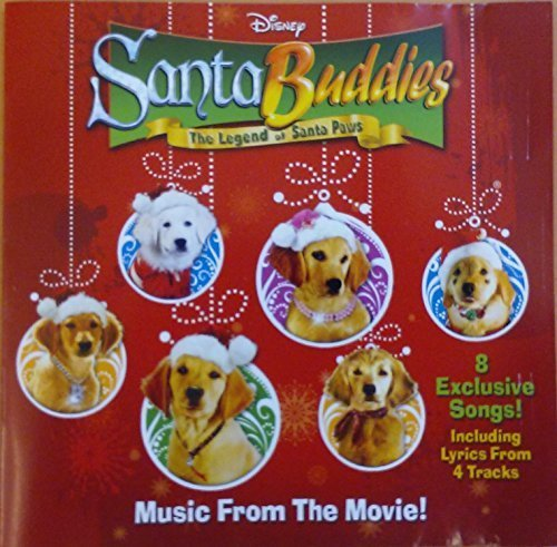 copains fetent noel santa buddies bande originale soundtrack ost score disney