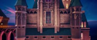 il était une fois enchanted logo walt disney pictures