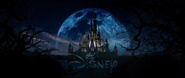 into woods logo walt disney pictures