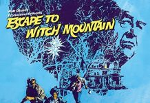 Bande originale soundtrack score ost montagne ensorcelee escape witch mountain disney
