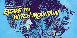 Bande originale soundtrack score ost montagne ensorcelee escape witch mountain disney