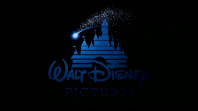 princesse ice logo walt disney pictures