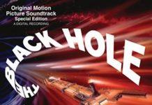 bande originale soundtrack ost score trou noir black hole disney