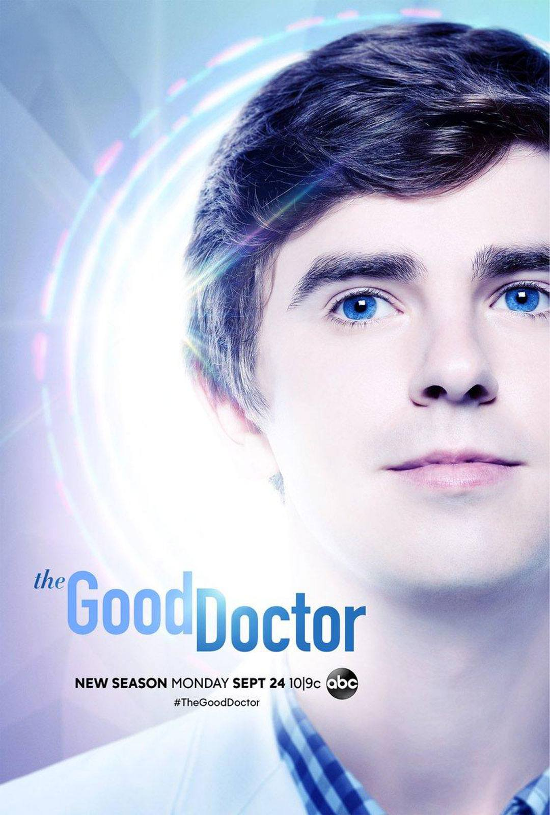 Affiche Poster saison 2 good doctor série disney abc