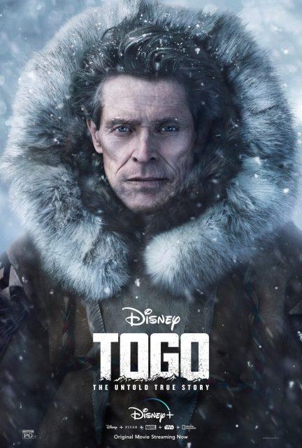 Affiche poster togo disney+ plus
