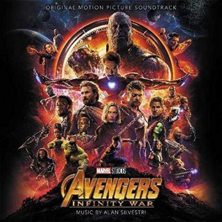 bande originale soundtrack score ost avengers infinity war disney marvel