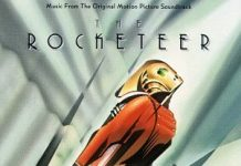 bande originale soundtrack ost score aventures rocketeer disney