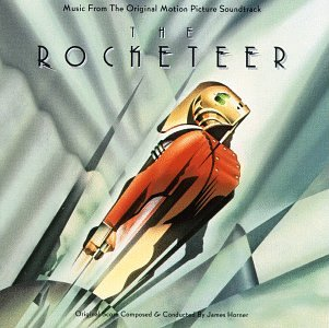 bande originale soundtrack ost score aventures rocketeer disney
