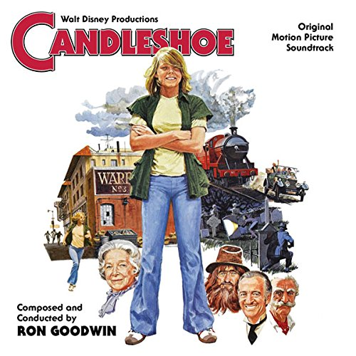 bande originale soundtrack ost score course trésor candleshoe disney