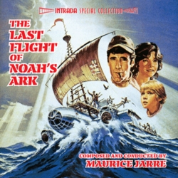 bande originale soundtrack ost score dernier vol arche noé last flight ark noah
