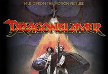 bande originale soundtrack ost score dragon lac feu dragonslayer disney