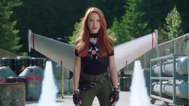 Image Kim Possible film movie disney channel