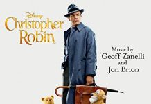 bande originale soundtrack score ost jean christophe robin winnie christopher disney
