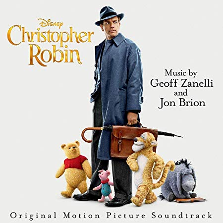 bande originale soundtrack score ost jean christophe robin winnie christopher disney