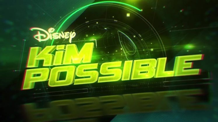 logo kim possible film disney channel