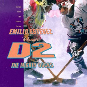 bande originale soundtrack ost score petits champions 2 mighty ducks disney