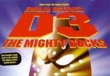 bande originale soundtrack ost score petits champions 3 mighty ducks disney