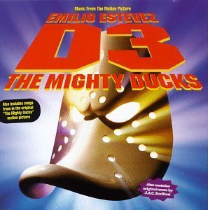 bande originale soundtrack ost score petits champions 3 mighty ducks disney