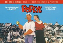 bande originale soundtrack ost score popeye disney