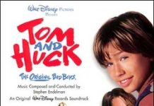 bande originale soundtrack score ost tom huck disney