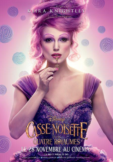 Casse Noisette Et Les Quatre Royaumes Les Affiches