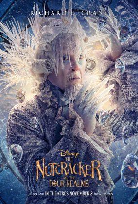 Affiche poster casse noisette quatre royaume nutcraker four realms disney