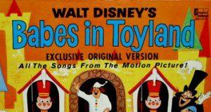 Bande originale soundtrack ost score babes toyland disney