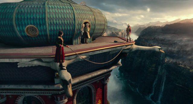 capture casse noisette quatre royaume nutcraker four realms disney