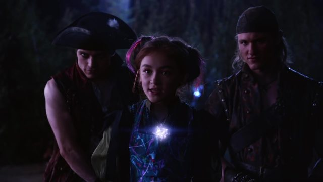 capture descendants under sea short disney channel