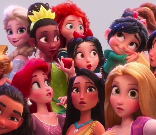 capture ralph 2 break internet disney