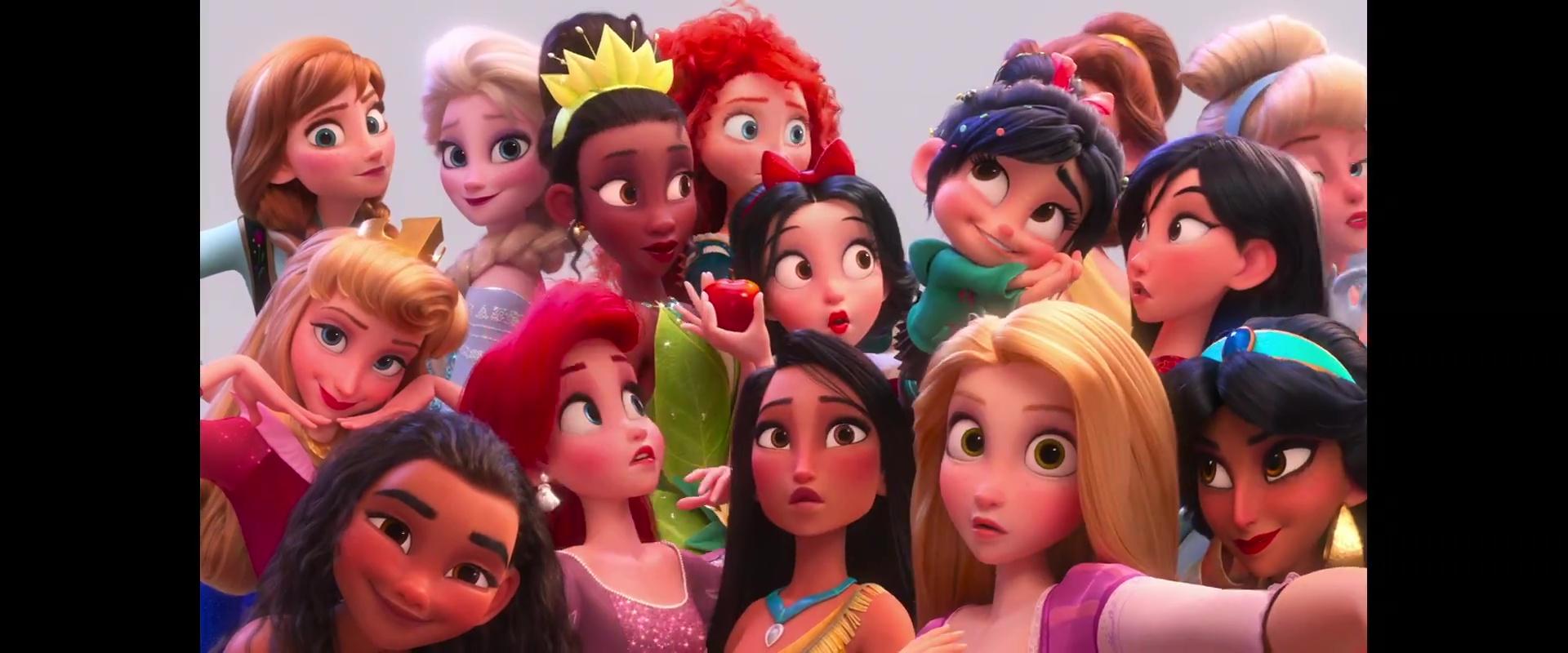 Ralph 2 0 La Nouvelle Bande Annonce Et Affiche Disney