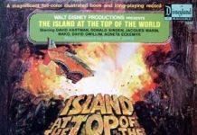 bande originale soundtrack ost score île toit monde island top world disney