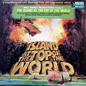 bande originale soundtrack ost score île toit monde island top world disney