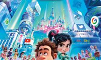Affiche poster ralph 2 wreck it internet disney