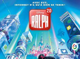 Affiche poster ralph 2 wreck it internet disney