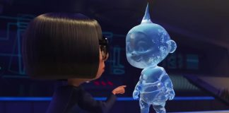 capture auntie edna disney pixar