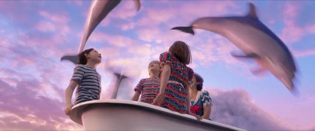 capture retour returns mary poppins disney