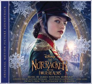 bande originale soundtrack ost score casse-noisette quatre royaume four realms nutcracker disney