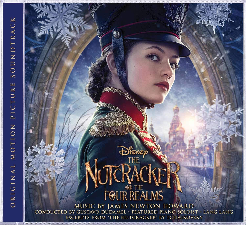 bande originale soundtrack ost score casse-noisette quatre royaume four realms nutcracker disney