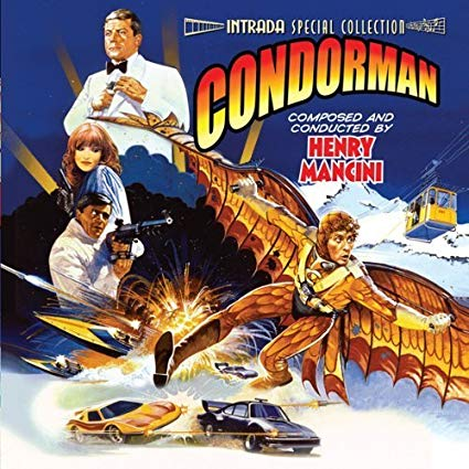 bande originale soundtrack ost score condorman disney