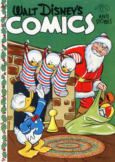 walt disney comics stories