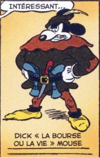 dick mouse mickey disney
