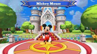 disney magic kingdoms jeu vidéo game mickey