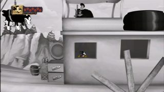epic mickey jeu vidéo game disney