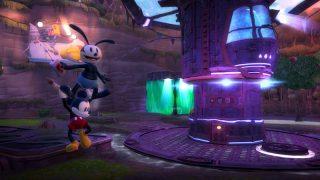 epic mickey retour héros power two jeu vidéo game disney