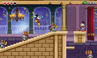 epic mickey power illusion jeu vidéo game disney