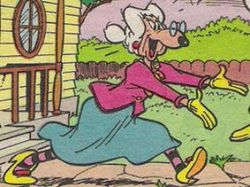 gracieuse mouse Topolinda précieuse miquette mickey disney