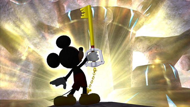 kingdom hearts jeu video game disney square enix