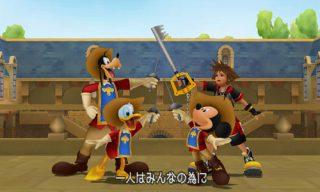 kingdom hearts 3d dream drop distance jeu video game disney square enix