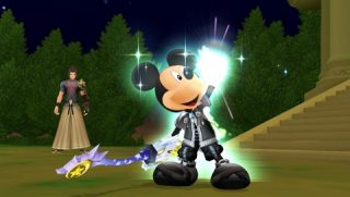 kingdom hearts birth sleep jeu video game disney square enix